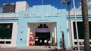Central Market since 1888 Kuala Lumpur