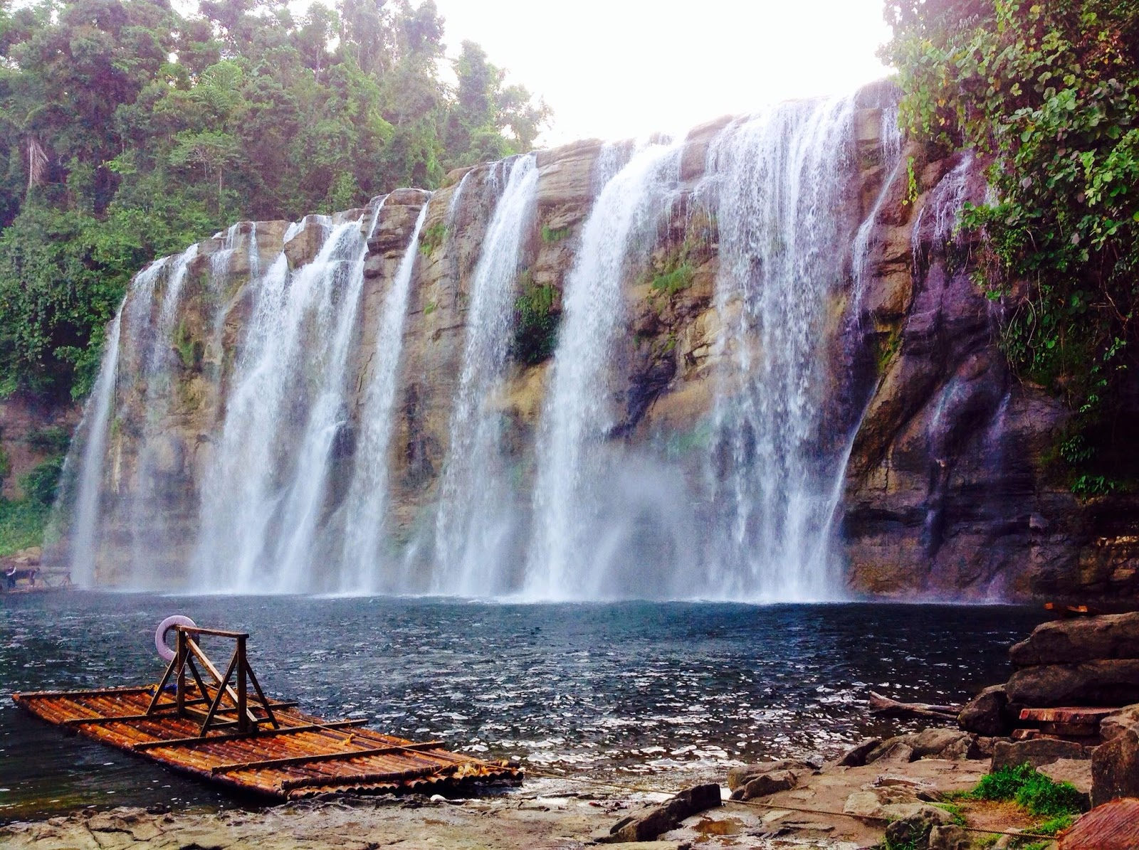 Cam 4 U >> the traveller & her thoughts: 4-DAY BACKPACKING TRIP IN SURIGAO (itinerary)