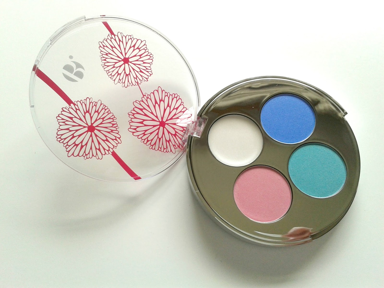 B. Complete Limited Edition Eyeshadow Quad in Pop Beauty Review