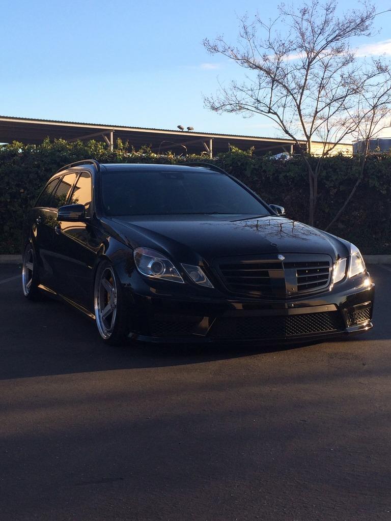 Mercedes E63 Amg >> 2012 Mercedes-Benz S212 E63 AMG Stance | BENZTUNING