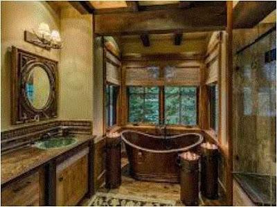 Rustic Cottage bathroom ideas