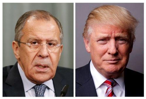 Lavrov se reunirá hoy con Trump en la Casa Blanca