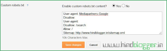 Blogger Blog Ka SEO Setting Kaise Kare