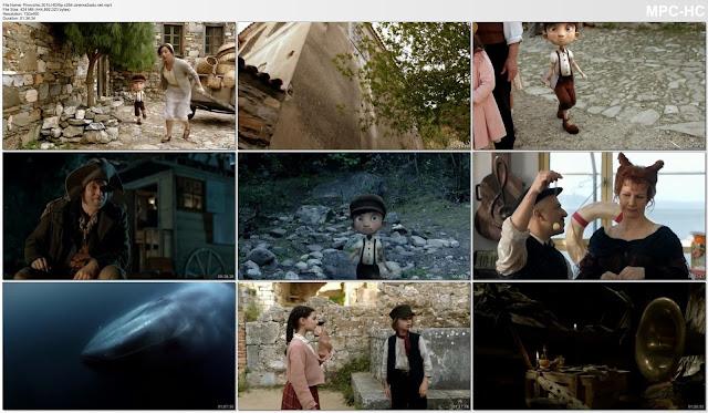 Film Pinocchio 2015 HDRip with (Subtitle Indonesia)