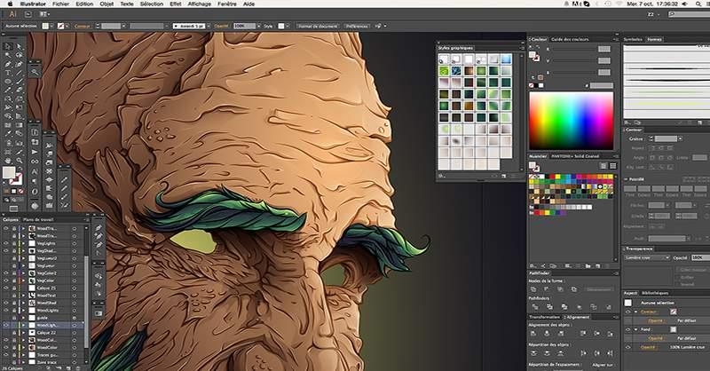 تحميل برنامج Adobe Illustrator Portable نسخة محمولة - Nasr Tech