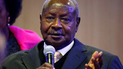 Uganda's Museveni, 74, endorsed for sixth-term run