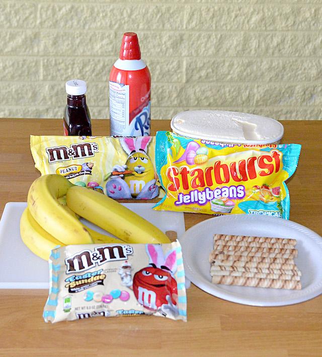 """Cómo Preparar Una Mini Banana Split""-MariEstilo-MARS-Walmart-ColectivaLatina-LifeBits"