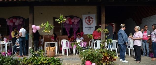 Secretaria de Saúde promove ações, incluindo exames, em prol do Outubro Rosa em São Pedro da Aldeia