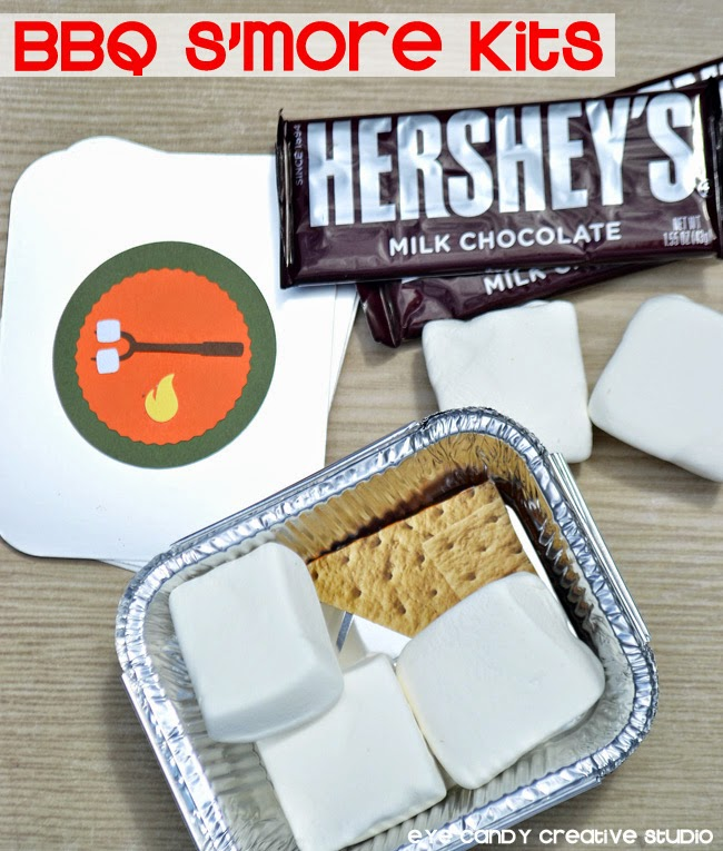 Hershey's, graham crackers, marshmallows, s'mores, firepit, summer