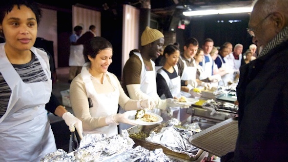 Soup Kitchen Volunteer Nyc