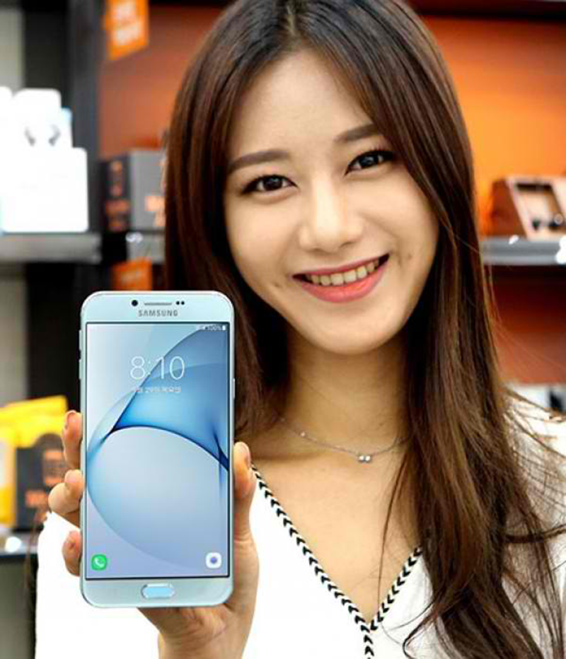 Samsung Galaxy A8 2016 Now Official, Equipped With A 16 MP Main Camera!