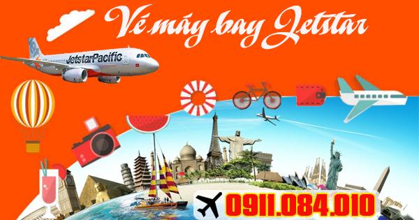 Mua vé máy bay hãng Jetstar giá rẻ