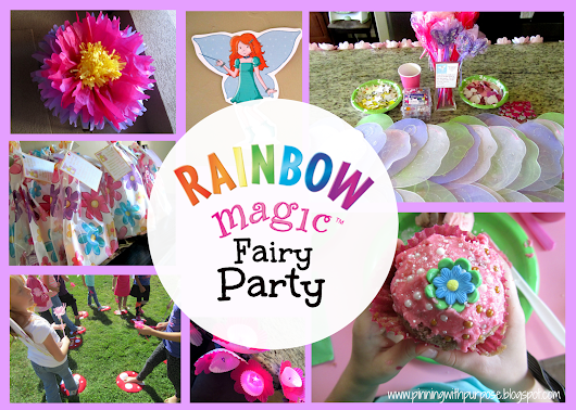 Rainbow Magic Fairy Party