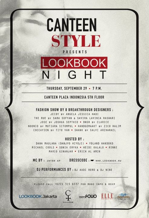 Fashion Night Out by Lookbook Jakarta