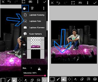Kreasi picsart terbaru keren di android