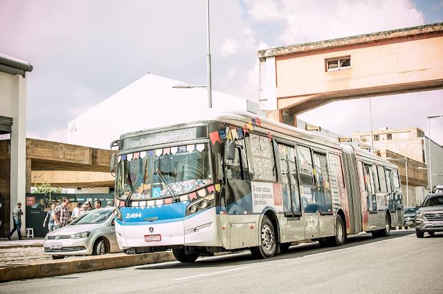 BRT Cais do Sertão é lançado no Recife