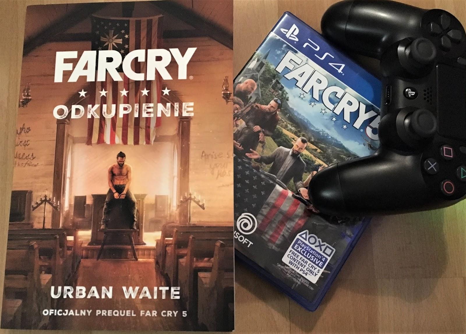 """Odwiedźcie Fall's End, czyli recenzja """"Far Cry: Odkupienie"""" - Urban Wait."""