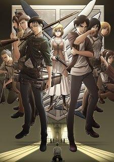 Shingeki no Kyoujin season 3