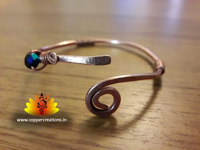 Copper Bracelets/Bangles, Copper Jewelry India