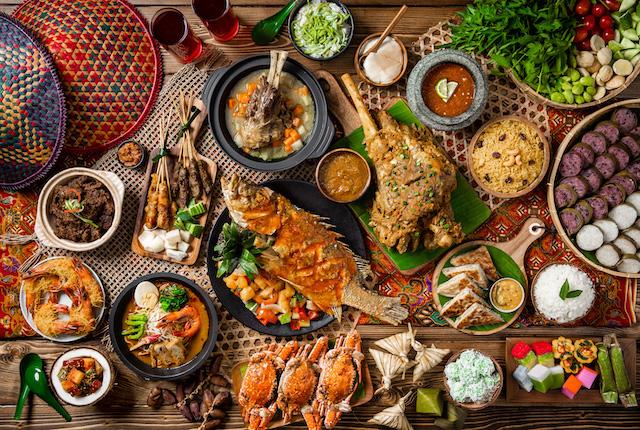 Warisan Tradisi Buffet @ InterContinental Kuala Lumpur
