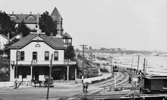 Santa Cruz Trains Railroads Of The Monterey Bay Santa