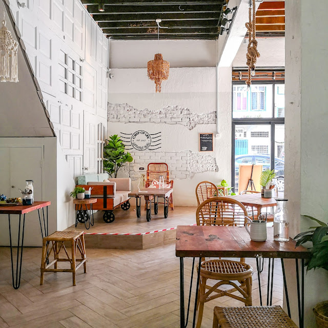 Nook Cafe Kota Kinabalu