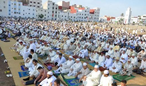 مواعيد صلاة عيد الفطر