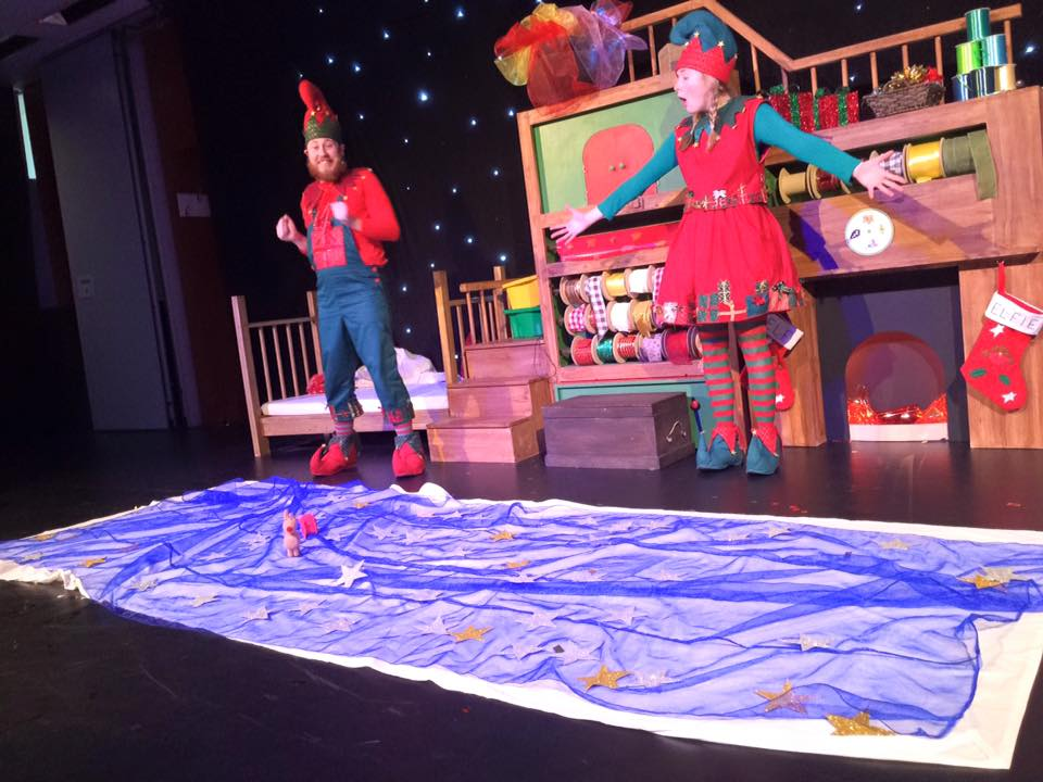 An Elf's Christmas Wish (for under 5's) at the Gala Theatre, Durham - A Review