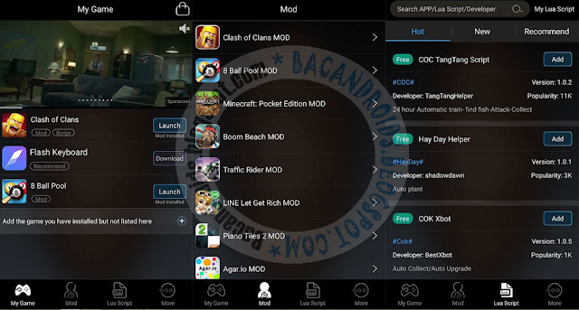 Update XmodGames Apk Versi 2.3.4 Terbaru Fix Bug For Android