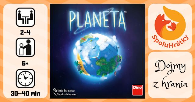 recenzia hry Planeta na blogu www.spoluhratky.eu