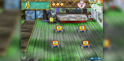 SpongeBob SquarePants Diner Dash 1 Full Version