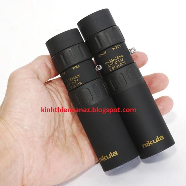 Kính Thiên Văn AZ: Ống nhòm 1 mắt Nikula 3025 chuyên nghiệp chính hãng