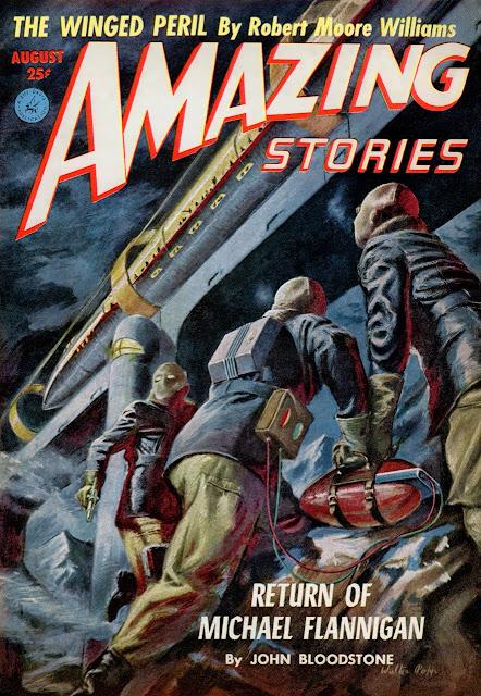 Amazing Stories, Agosto 1952