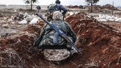 Diuntungkan Cuaca Buruk, Mujahidin Raih Kemajuan di Aleppo Barat