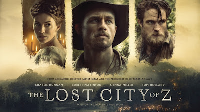 Download The Lost City Of Z (2016) BluRay 720p Subtitle Indonesia