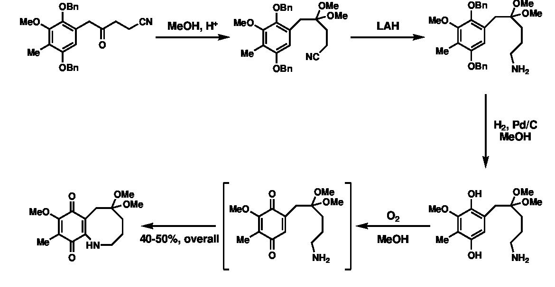 Kimia Organik Sintesis: April 2017