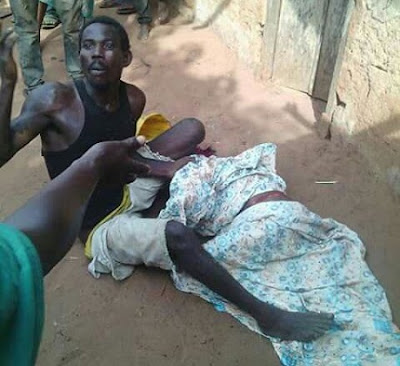 Man Beheads His Own Mother After R*ping His Daughter in Edo State (Photos)