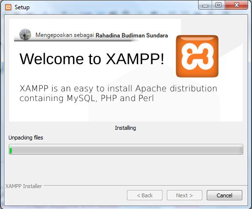 Installing XAMPP- KeyzeX
