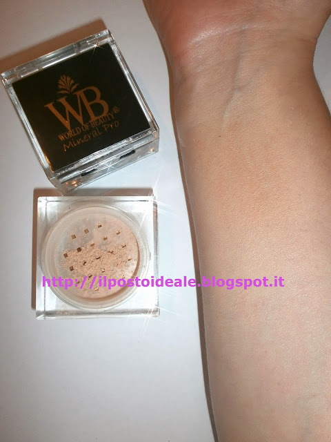 World of Beauty Make up Mineral Pro