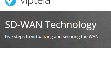 Converge! Network Digest: Viptela Extends SD-WAN to