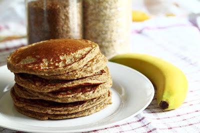 ingredienti Pancake alle banane