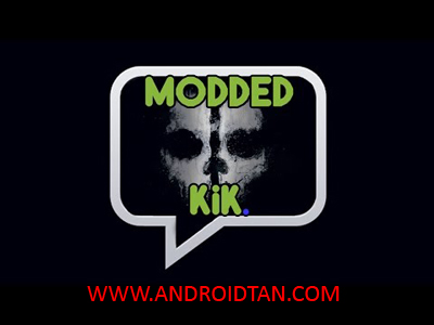 Download Modded Kik Apk v8.5.06 Android Full Version 2017