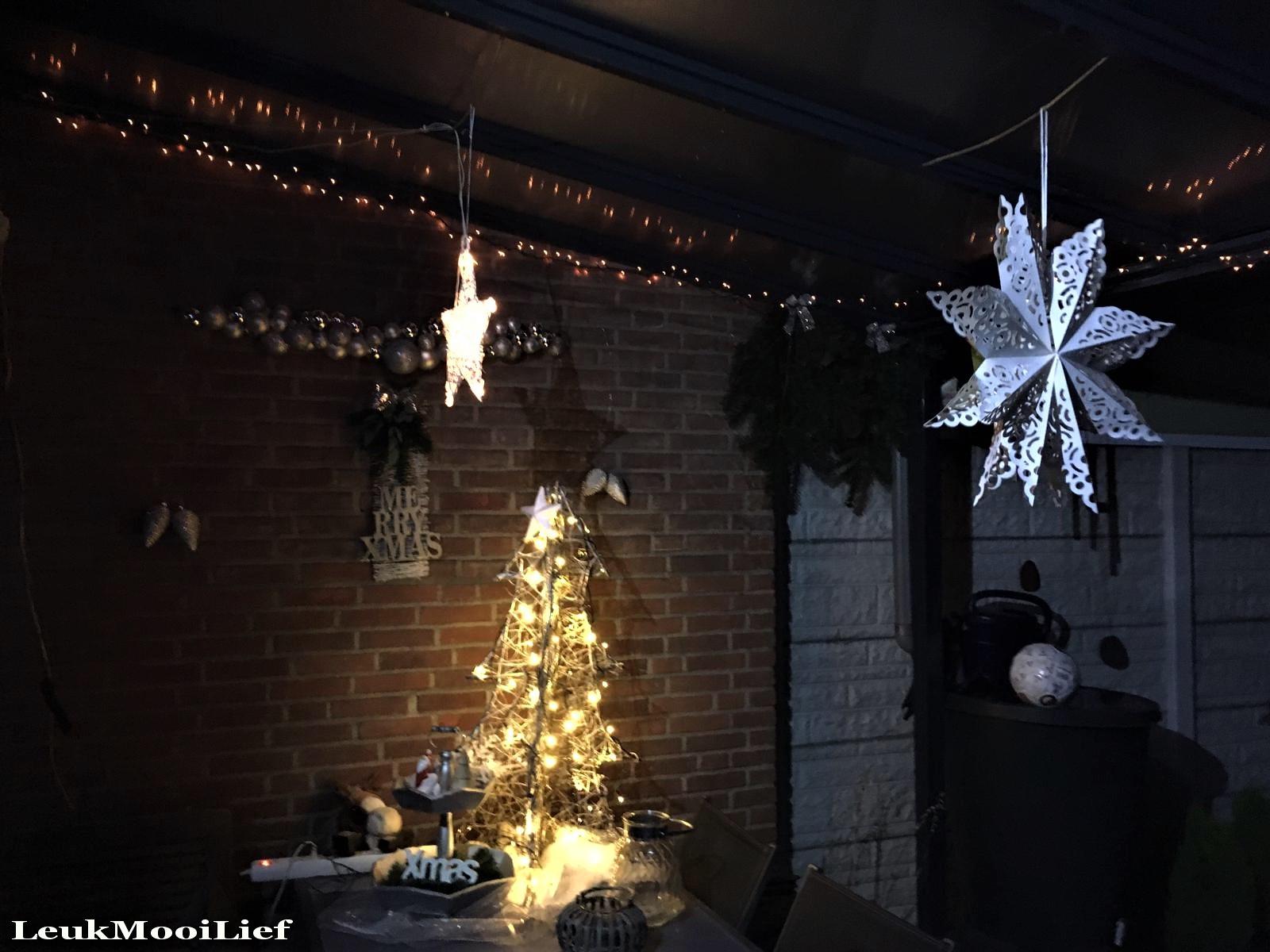 Feestdagen Natuurlijke Kerstdecoratie : Leuk mooi lief kerstdecoratie binnen buiten