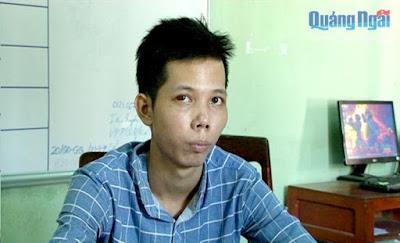 Sơn Tịnh Bắt nhóm lừa đảo bán tiền giả trên mạng facebook