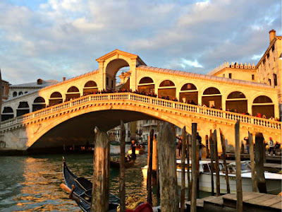 Rialto Bridge Photo Cat Bauer