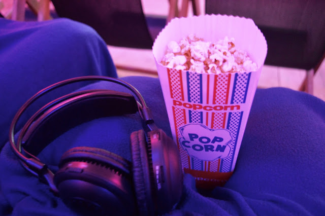 Winter Film Club popcorn