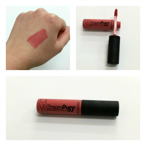 A photo of Collection Cream Puff Lip Cream