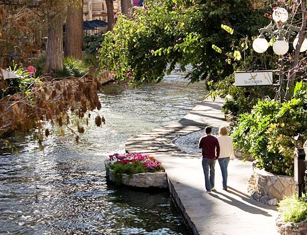 Pendanaan Proyek San Antonio River Walk