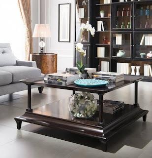 Model Desain Meja Kopi atau Meja Ruangan Tamu yang Pasti Anda Sukai