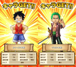 Download One Piece Thousand Storm v1.1.3 Apk